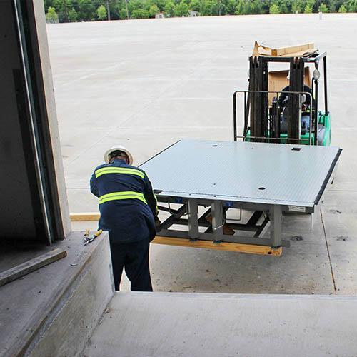 loading dock design