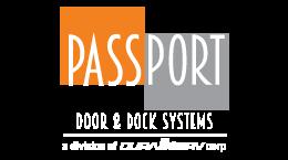 Passport Door and Dock System Logo