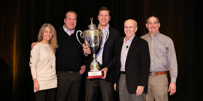 DuraServ was named the 2018 Serco-Kelly Top Volume Distributor for the 15th year.