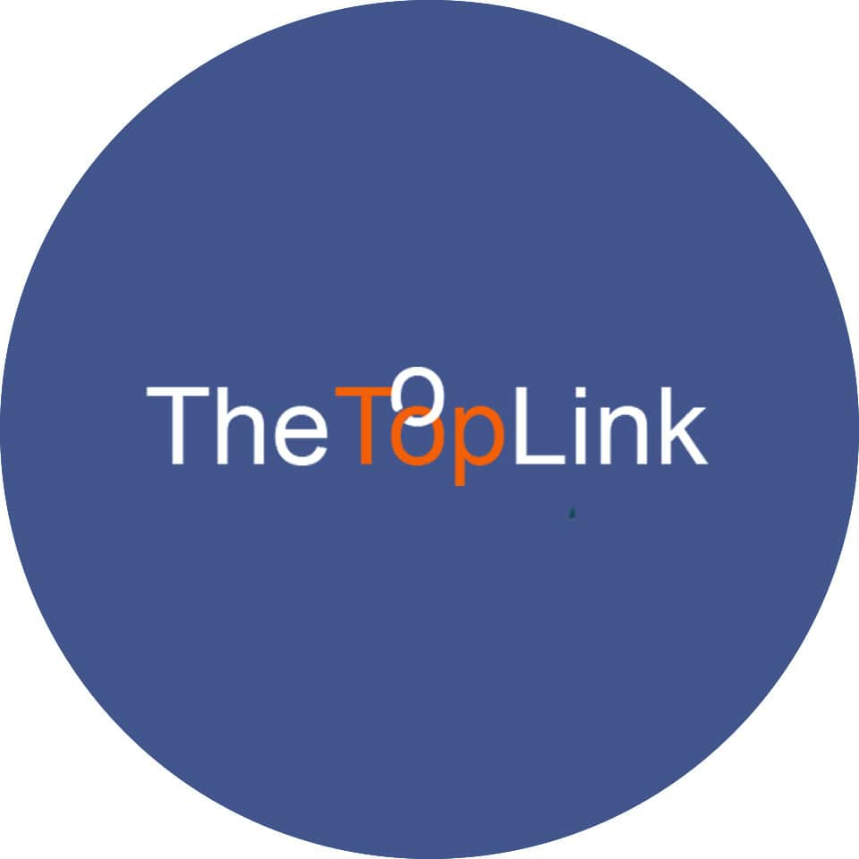 The Top Link Logo