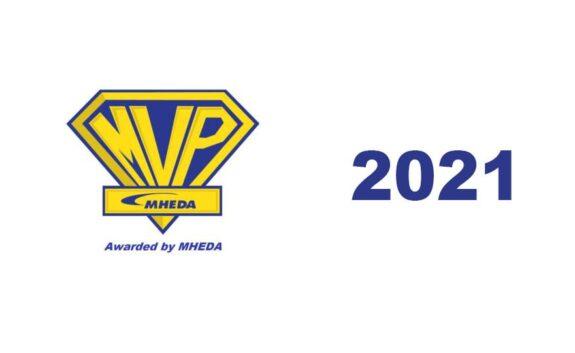 MVP (Most Valuable Partner) Award for 2021